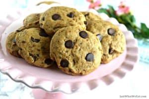 Chocolate Chip Cookies - Gluten Free & Vegan