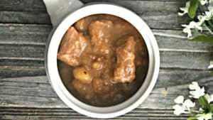 Beef Stew - Gluten Free & Dairy Free
