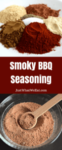 Homemade Smoky BBQ Seasoning