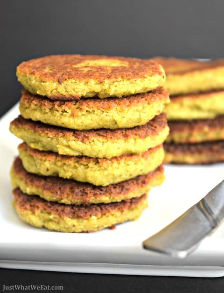 Falafel – Gluten Free & Vegan