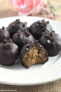 Chocolate Chip Cookie Dough - Gluten Free & Vegan