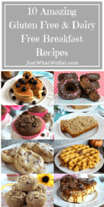 10 Amazing Gluten Free & Dairy Free Breakfast Recipes