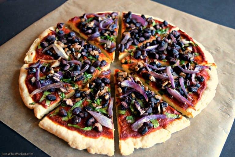 Pizza Crust – Gluten Free, Vegan, & Yeast Free