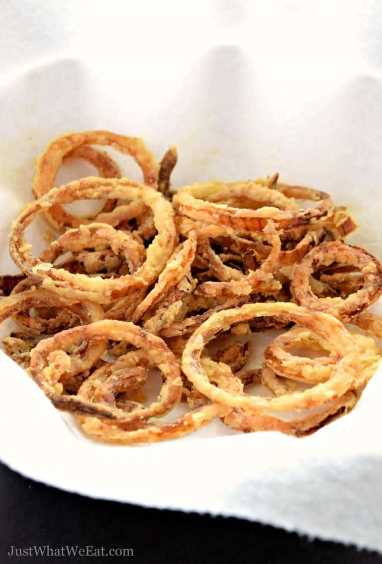 Onion Straws – Gluten Free, Dairy Free