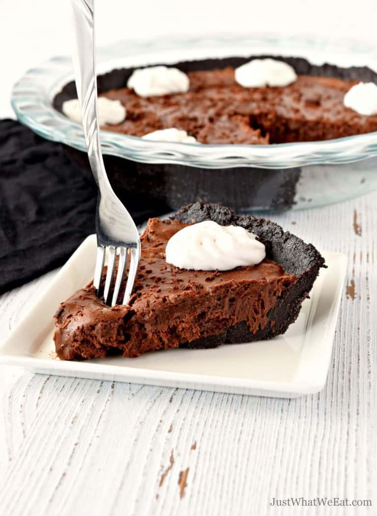 Chocolate Cream Pie – Gluten Free, Dairy Free