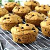Gluten Free Vegan Chocolate Chip Muffins