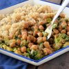 Asian Chickpeas and Broccoli – Gluten Free, Vegan, Soy Free