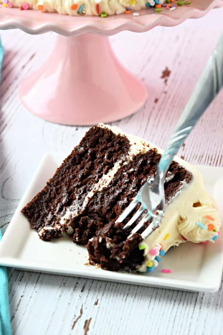 Chocolate Cake – Gluten Free, Vegan, Nut Free