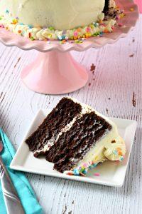 Chocolate Cake - Gluten Free, Vegan, Nut Free
