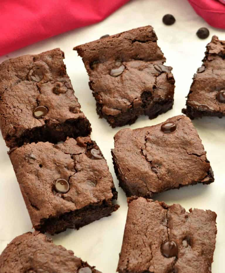Brownies – Gluten Free, Vegan, Nut Free