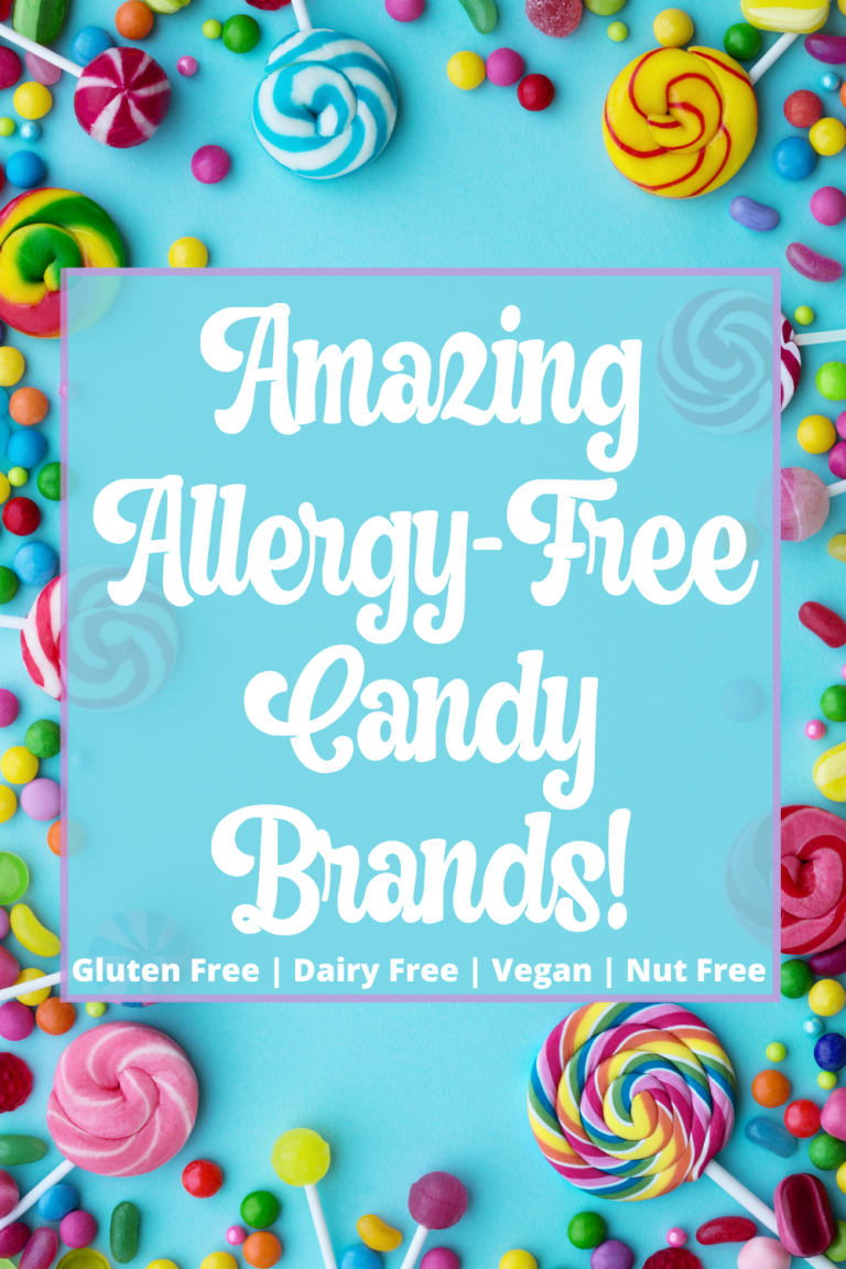 Amazing Allergy-Free Candy Brands